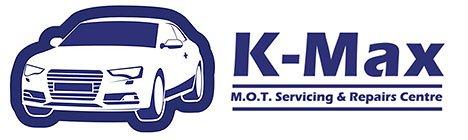 K-Max MOT Barnet Mobile Retina Logo