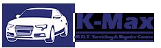 K-Max MOT Barnet Mobile Logo