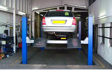 K-Max MOT test centre